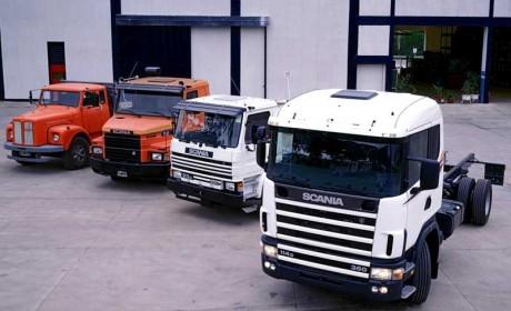 斯堪尼亚系列如何划分?有哪些经典车型?提加侃卡车带您看懂公路之王