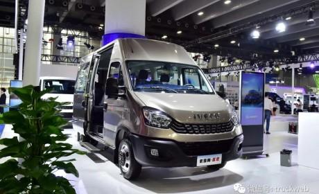 南京依维柯推出全新依维柯欧胜2021款,售价14.29万元起