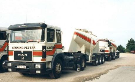 从曼恩F8到TGX,国际年度卡车曼恩获奖车型盘点,每一台都是精品