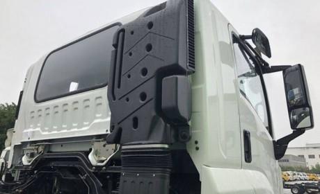 建筑工程专家:庆铃五十铃GIGA泵车底盘