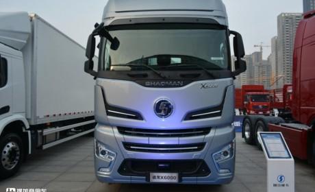 车主改装斯堪尼亚造型惊艳,德龙X6000燃气重卡配置高端,提加一周好文推荐