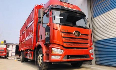 国产载货车的风向标,解放高端载货车型J6L再升级,有啥新变化?