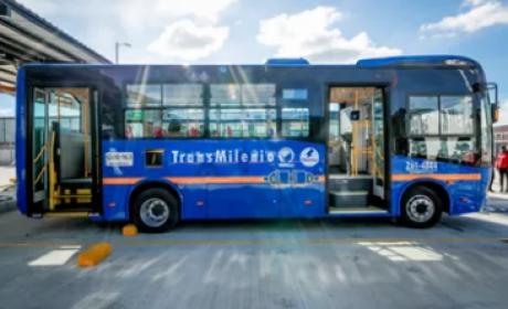 成功中标1002台! 比亚迪斩获海外最大纯电动巴士订单
