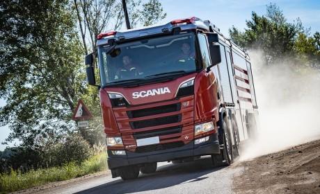 即将登陆国内,卢森宝亚最新MT系列消防车抢先看