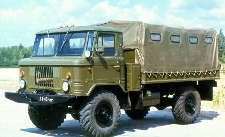 国产轻卡开始向外技术输出?俄罗斯GAZ新款轻卡采用奥铃同款驾驶室和动力