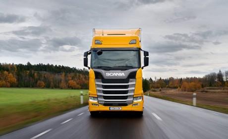 Scania 540 S在媒体对比评测中大获全胜