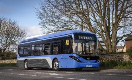 比亚迪绿色公交解决方案再获青睐  纯电动巴士助力COP26零碳出行