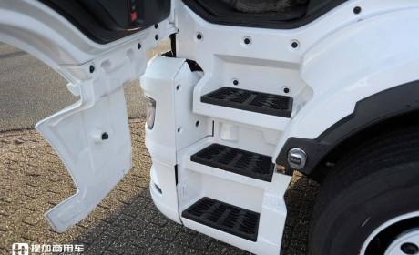 更舒适的驾乘,更科技的配置,新一代曼恩TGS载货车在媒体评测中大获好评