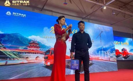 火爆!汕德卡国六工程车在云南大受欢迎!