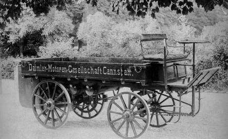 2021年:戴姆勒发明卡车125周年,梅赛德斯-奔驰阿克托斯诞生25周年