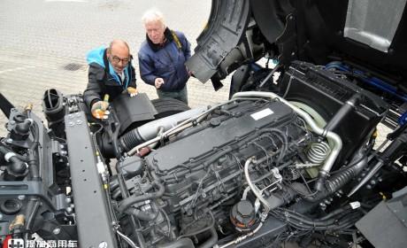 欧洲媒体评测依维柯S-WAY天然气卡车,带您看看它和国内天然气卡车有何不同
