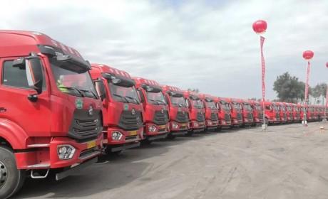 一年省400多万 河南运煤车老板用什么燃气车这么赚?
