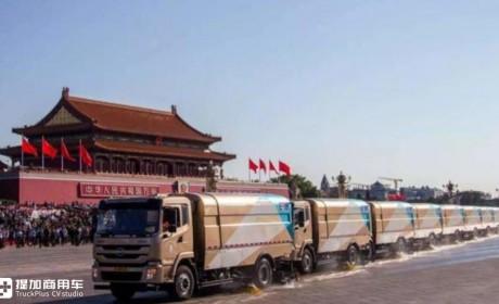 从微卡到载重近40吨的牵引车,带您见识比亚迪的电动卡车帝国