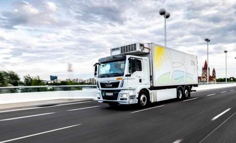 """绿色高效 """"狮""""启未来,曼恩为欧洲城市零排放配送研究提供专业支持"""