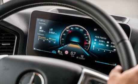 梅赛德斯-奔驰新阿克托斯(Actros)国六产品正式亮相