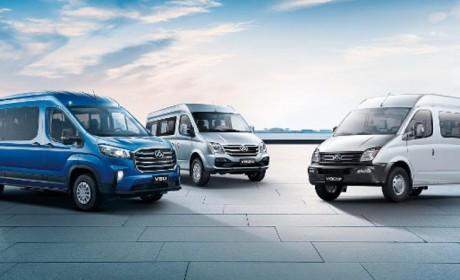 上汽大通MAXUS 2021年一季度销量达35,831台,同比大增131%,新十年蓄势待发
