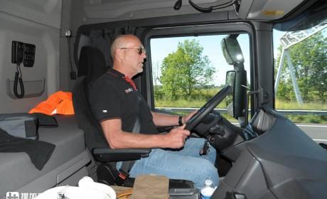 沃尔沃和斯堪尼亚天然气卡车,哪个更好用?听听欧洲物流企业怎么说