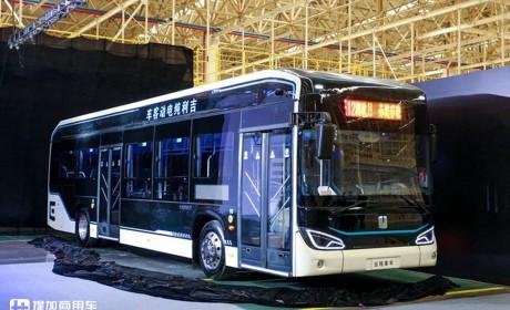 6~12米车型全覆盖,还有氢燃料和甲醇动力,再带您看看吉利的客车版图