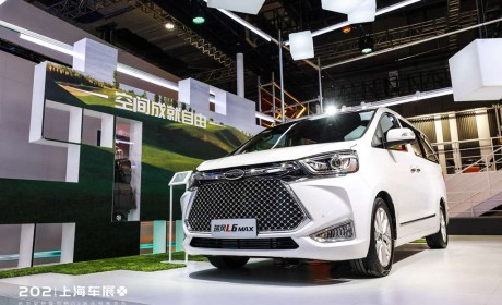 明星车型来袭!瑞风L6 MAX和瑞风M3 PLUS年度款齐聚上海车展!
