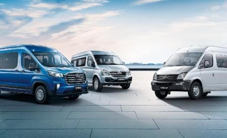 火力全开攻坚二季度,上汽大通MAXUS 4月销量达15,102台