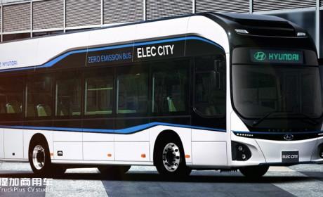 韩国现代2017年推出的这款11米纯电动客车,目标是抗衡比亚迪,它到底实力如何?