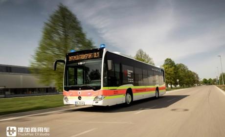 行走在欧洲疫情最前线,涉及各个环节,带您看几款特殊改造的奔驰抗疫巴士