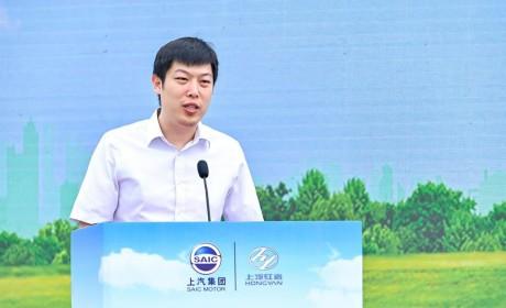 """批量交付新能源重卡,上汽红岩为贵阳实现""""双碳""""目标增添新动力"""