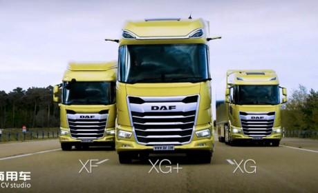 外观小改内饰大变,中文操作系统是亮点,达夫新一代卡车终于来了