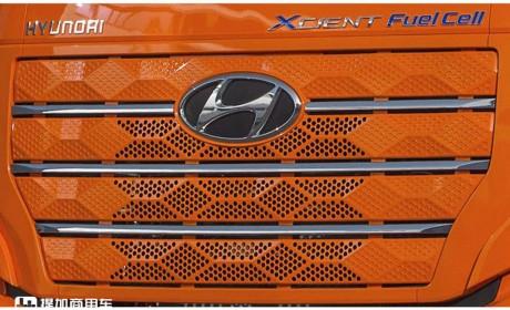 领先7大欧卡率先在欧洲投入运营,带您看看现代Xcient氢燃料卡车的运营效果