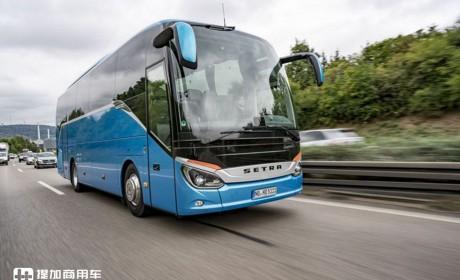 SETRA量产的最小规格客车,S511HD原来也可以这么舒适高端