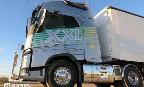 """后壁拓展,整体加长27厘米,斯堪尼亚卡车的""""超大号""""驾驶室也来了!"""