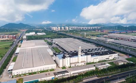 汉马科技新能源重卡项目开工,致力于打造能源科技生态