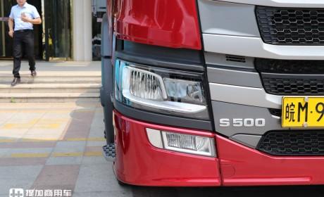 它是高端进口卡车中的高端车型,斯堪尼亚S500到底好在哪里?
