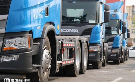 重型卡车国六排放来了,现在买什么车好?走访青岛车管所我们看看卡友的选择!