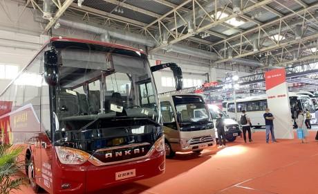 应需而生 随势而变  安凯携三款新品亮相2021道路运输车辆展
