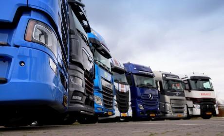 2021Bigtruck评测欧洲卡车