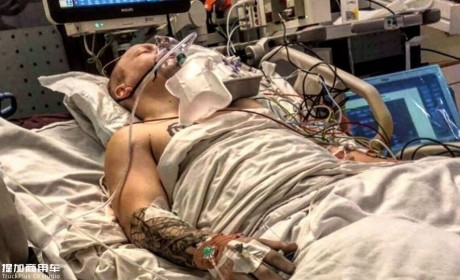 小伙意外从4米高卡车顶跌落致下半身瘫痪,但接下来..分享一则结局圆满的让人泪目的故事