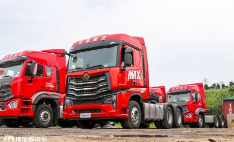 重汽全新平台打造,国潮外观惹争议,带您看豪沃MAX牵引车到底怎么样