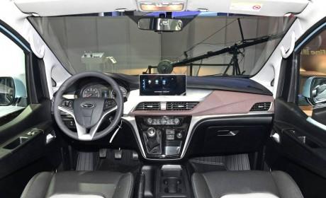 瑞风M3 2022款成都车展智耀登场,凭实力成为商用MPV网联先行者