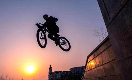 """街攀自行车全国总冠军罗涛:驾驶瑞风M3,前往""""骑""""妙之旅!"""