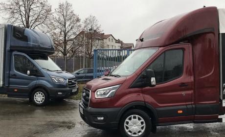 拉货的全顺还带小卧铺?带您见识波兰独特的VAN类货车改装风格
