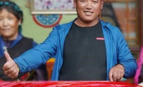 东风天龙·幸福卡车走进西藏系列报道(八):达瓦扎西,幸福就在身边