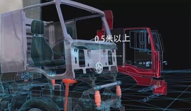 发动机制动+爆胎应急装置 上汽红岩重卡安全配置解析