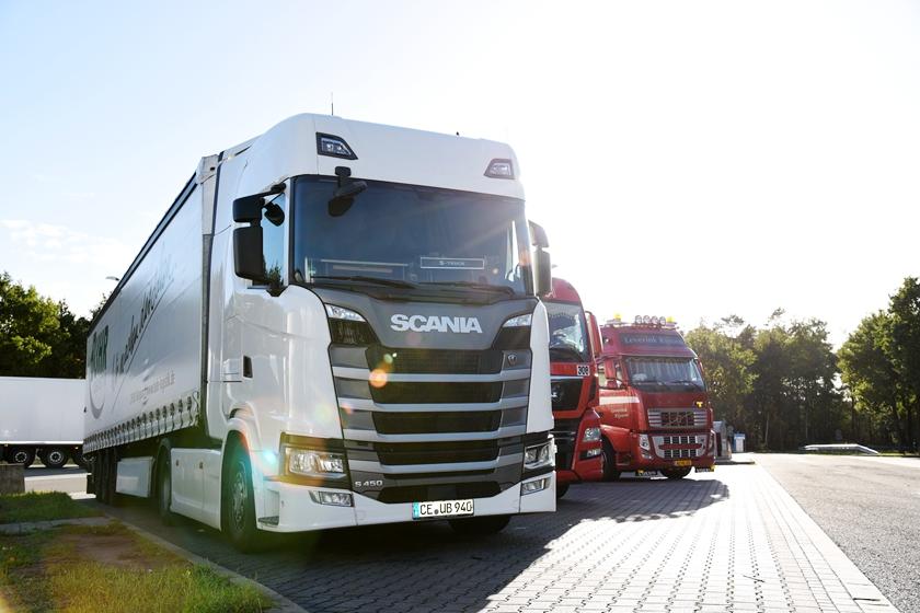欧洲7大卡车品牌谁最强?细节见品质,带您从方向盘上分个高下
