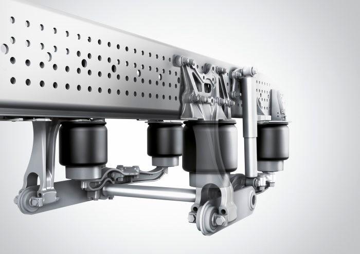 第500台交付,在带您好好看看奔驰Actros SLT大件运输牵引车